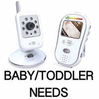 Toddler and Baby Equipment