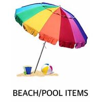 Beach / Pool Items