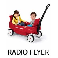 Radio Flyer Wagons and Bikes