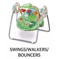 Swings, Walkers, and Bouncers