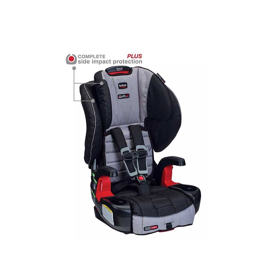 BRITAX FRONTIER/PIONEER CAR SEAT/ BOOSTER SEAT