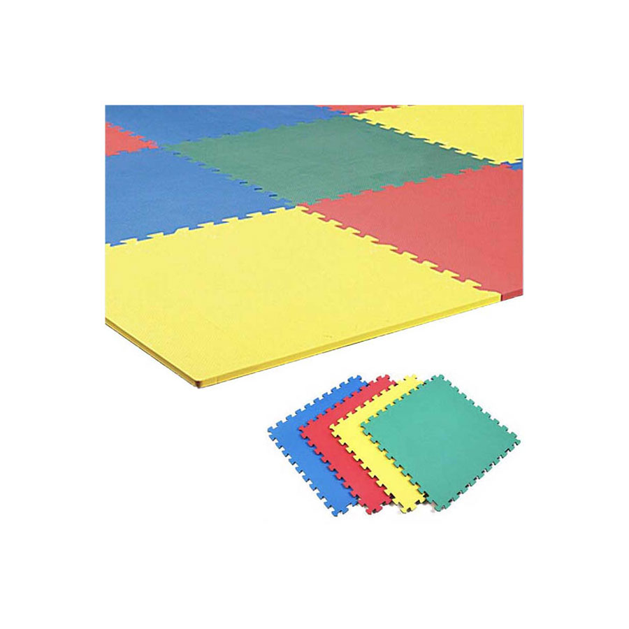 SET OF 9 INTERLOCKING FOAM TILES/MATS