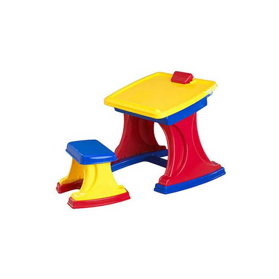 STEP2 DELUXE PLAY DESK WITH CHAIR