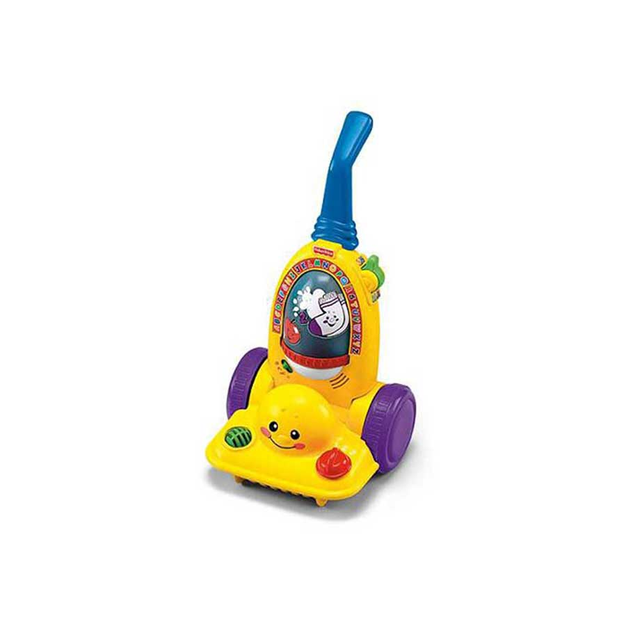 FISHER PRICE PUSH-TOY VACUUM