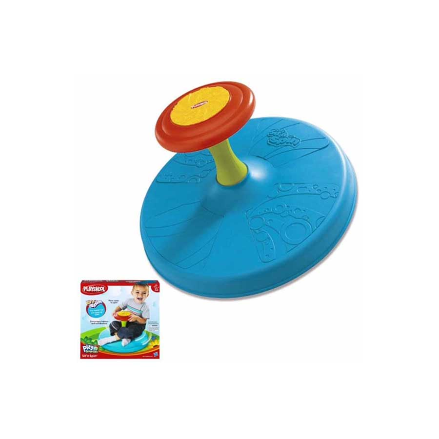 PLAYSKOOL PLAY SIT N' SPIN