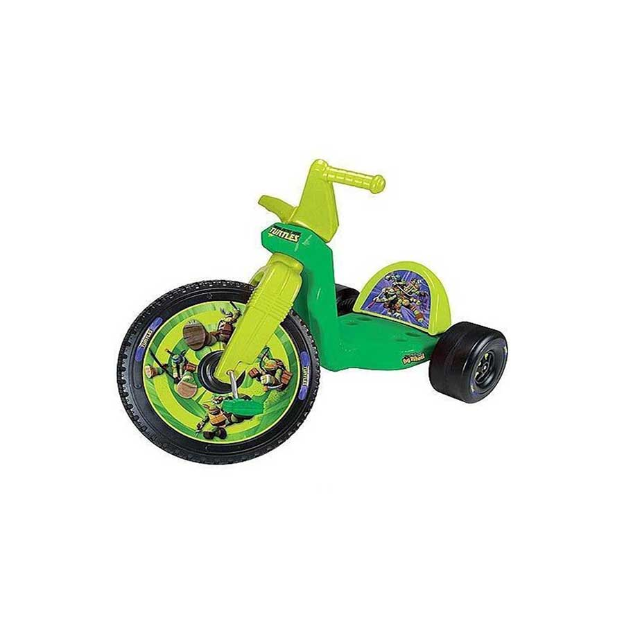 RIDE-ON BIG WHEELS TRIKE