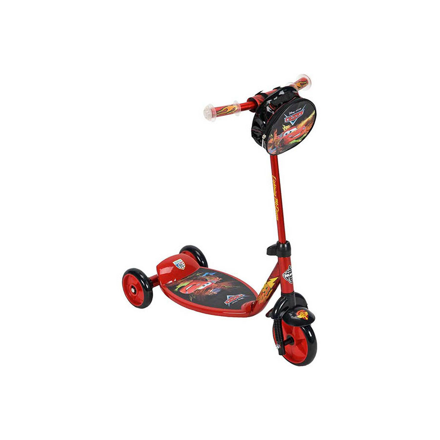 HUFFY 3-WHEEL RED SCOOTER