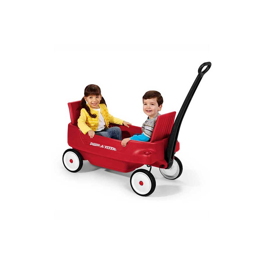 RADIO FLYER PATHFINDER DOUBLE WAGON