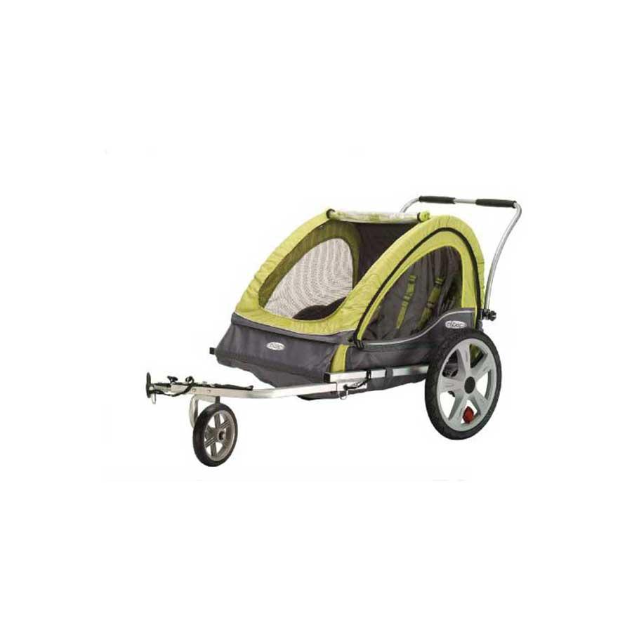 INSTEP 2-SEAT KIDS BIKE TRAILER