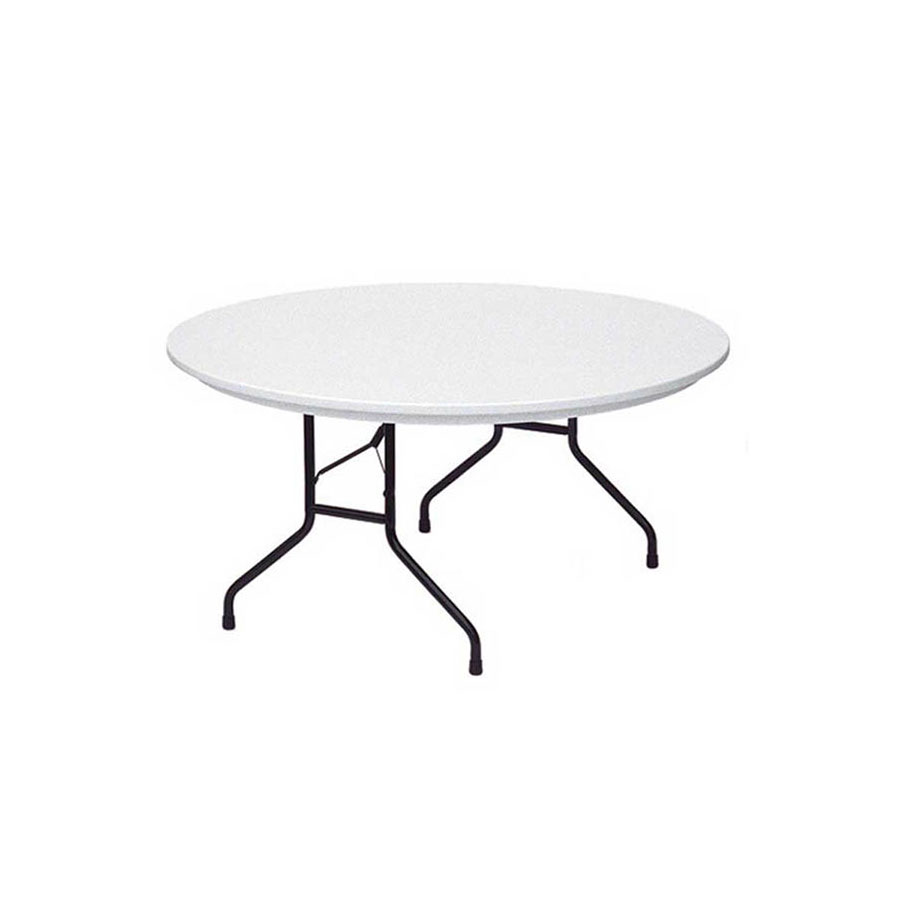 5 FT ROUND FOLDING TABLE