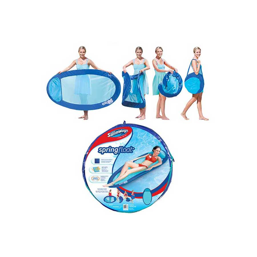 SWIMWAYS ADULT SPRING FLOAT