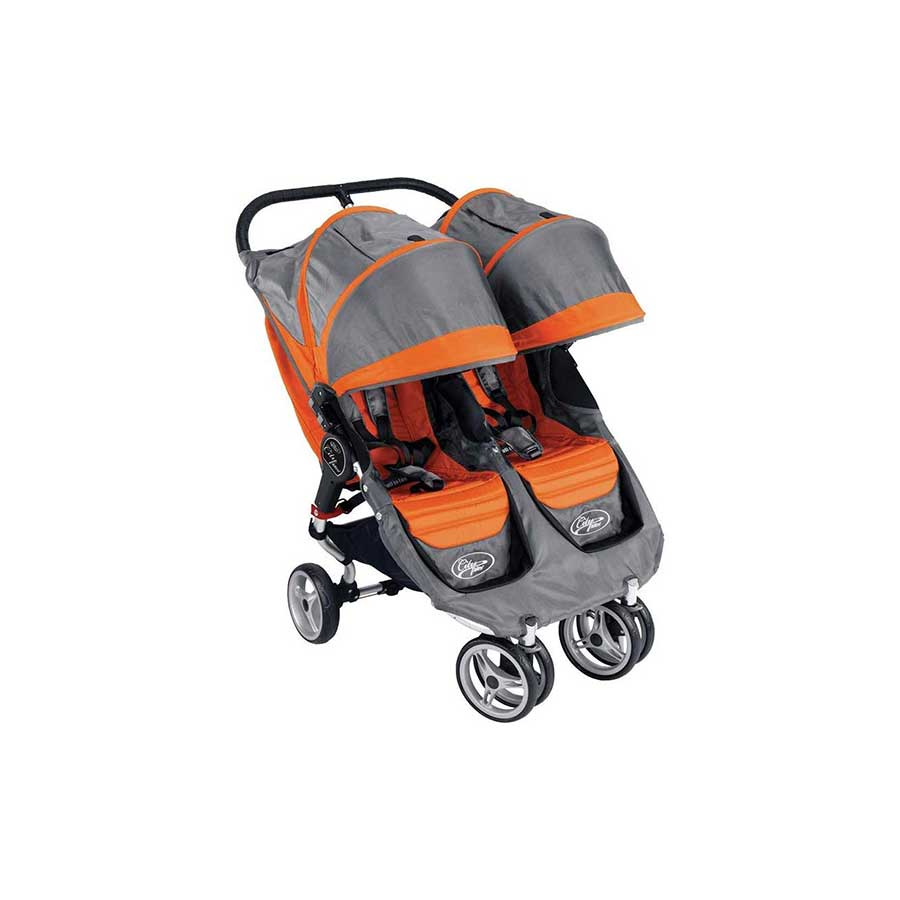 CITI MINI DOUBLE SIDE-BY-SIDE STROLLER
