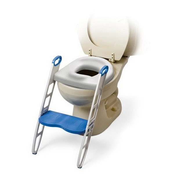 SOFT POTTY WITH STEP STOOL