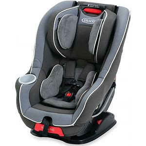GRACO COMFORT 5-POINT CAR SEAT