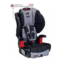 BRITAX FRONTIER CAR SEAT/ BOOSTER SEAT