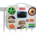 FISHER PRICE ACTIVITY CENTER FOR CRIBS