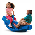 LITTLE TIKES DOUBLE TEETER TOTTER