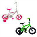 "10"" or 12"" boys or girls bike"