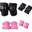 ADULT OR CHILDREN'S ELBOW AND KNEE PAD SET