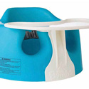 BUMBO BOOSTER SEAT WITH TRAY