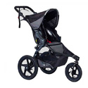 BOB DELUXE JOGGING STROLLER W/ SWIVEL WHEEL