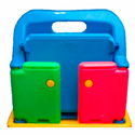 SAFETY 1st FOLDING BOOSTER SEAT WITHOUT TRAY