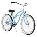 UNISEX SINGLE SPEED CRUISER BIKE